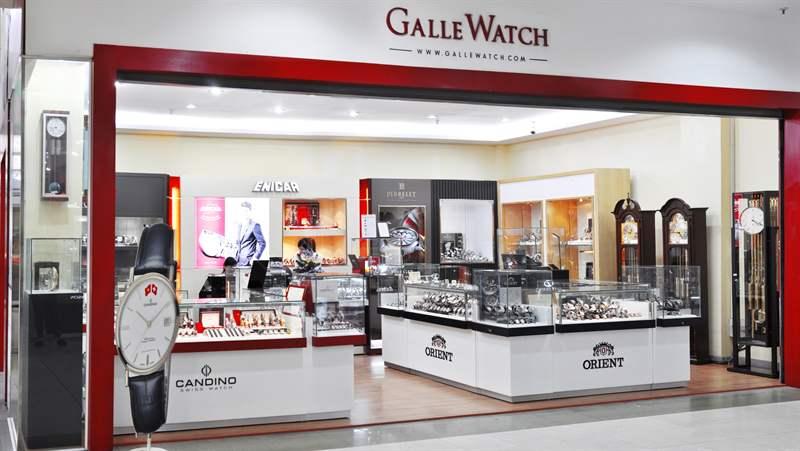 Galle Watch giảm giá lên đến 15%!!!