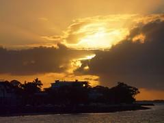 Hervey Bay 2016 (12) (LoxPix2) Tags: sunset beach boat aircraft australia catamaran qld herveybay loxpix