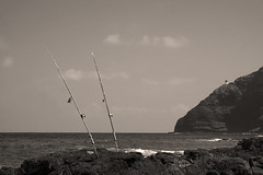 _DSF4773 (Lostboy Photography) Tags: ocean lighthouse bells fishing poles surfcasting