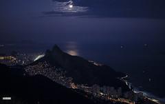Rio (Alan Soares Rio) Tags: cidade rio brasil riodejaneiro mar natureza noturna noite urbana montanha luar pedrabonita 35mm18g nikond7000
