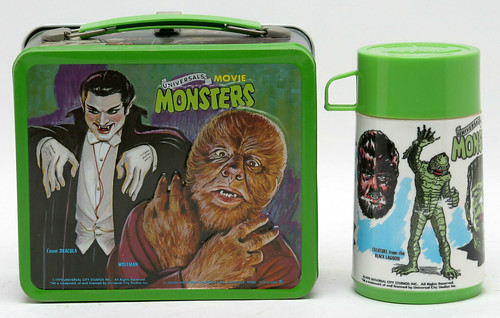 Moster Movie Lunch Box & Thermos ($132.00)