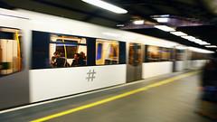 Oslo (Rune Lind) Tags: oslo norway metro tbane tbanen ruter