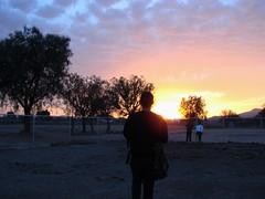 Pojke (Lohraw A) Tags: trees boy sunset sky man boyfriend colors mexico shadows teotihuacan sillouette pojke