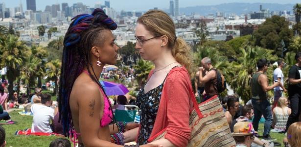 """Série """"Sense8"""" vai ter cenas gravadas na Parada Gay de São Paulo"""
