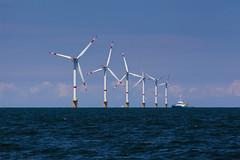 Thorntonbank Wind Farm (WindEurope asbl/vzw) Tags: windturbine windfarm windpower repower jasonbickley ewea windeurope