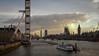 Westminster View | Hungerford Bridge | 3MP [explored] (James_Beard) Tags: westminster millenniumwheel thames skyline clouds housesofparliament londoneye canond30 palaceofwestminster londonskyline canon24105