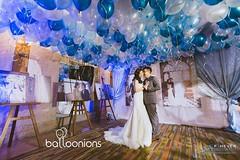 เก็บตกงานแต่งเฮียฮก & น้องหยก นะคร่าา ปล่อยลอยเต็มๆ ใต้ม่านฟรุ้งฟริ้ง 💑  ขอขอบคุณรูปสวยๆ จาก @faheverphotography นะคร่าา #balloonions