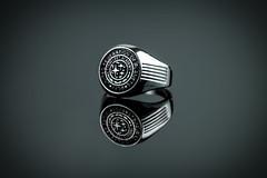 Starfleet Academy ring (BurkeGroup) Tags: startrek jewelry dccomics productphotography propphotography