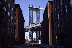 Manhattan Bridge (Joeyfeets) Tags: bridge brooklyn dumbo manhattanbridge
