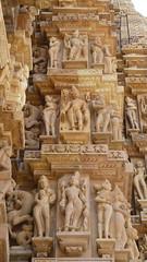 India - Madhya Pradesh - Khajuraho - Khajuraho Group Of Monuments - Kandariya Mahadeva Temple - 227 (asienman) Tags: india khajuraho madhyapradesh khajurahogroupofmonuments asienmanphotography