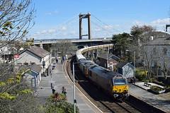 Belmond British Pullman (philwakely) Tags: train diesel plymouth rail railway trains pullman locomotive railtour railways saltash britishpullman class66 royalalbertbridge vsoe class67 belmond movingtrains