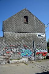 graffiti doel (wojofoto) Tags: abandoned graffiti village belgium belgie dorp doel wolfgangjosten wojofoto