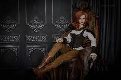 Prey (Mara Fox) Tags: jessica eid redhead hunter valerie iplehouse iplehousejessica