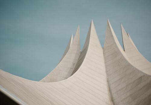 Architecture Tempodrom