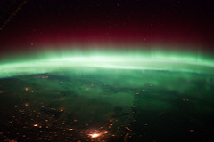 Observing #Earth - ISS Expedition 30 (NASA's Marshall Space Flight Center) Tags: canada winnipeg earth science marshall manitoba nasa earthday lakewinnipeg internationalspacestation earthmonth auriraborealis nasamarshall issspace nasasmarshallspaceflightcenter