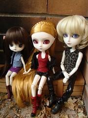 Claudia, Malizia & Liam (Lunalila1) Tags: modern doll nosferatu dal pale liam claudia groove pullip sesion elisabeth horner ende malizia enok taeyang junplaning