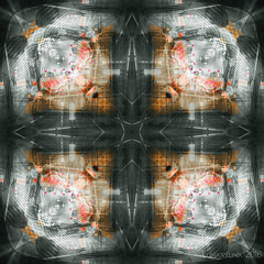 An artificial neuronal network of sorts - HSS! (lunaryuna) Tags: photoshop artwork creative imagination lunaryuna playingaround hss scifibuffsunleashed scifiesque sliderssunday madphotochopping