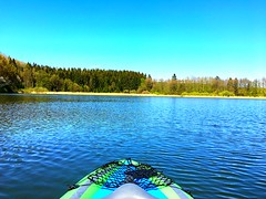 Trip over the water (laible.robert) Tags: usa sun lake germany naked nude boat awesome sunny chillin harmony alle kanouing