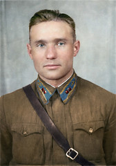 Lieutenant Mikhail Petrovich Gavrilov (klimbims) Tags: wwii ww2 aviator pilot il2  2  lieutenantmikhailpetrovichgavrilov