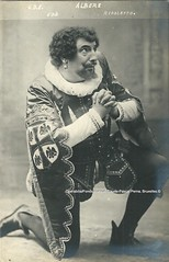 ALBERS, Henri, Rigoletto (Operabilia) Tags: goldenage opra claudepascalperna