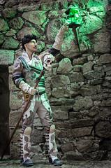 Dragon Age - Dorian (Nebulaluben) Tags: game castle real costume video dragon cosplay magic arts games el medieval gaming fantasy age cosplayer electronic inquisition castillo sender dorian manzanares bioware