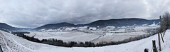 Pano Mautherndorf (peter pirker) Tags: schnee winter panorama snow salzburg canon landscape austria österreich pano landschaft peterfoto eos550d peterpirker