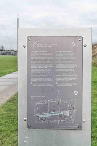 Wind Powered Public Park In Clongriffin Dublin [Father Collins Park]-110985