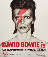 David Bowie is. Groninger Museum. Groningen. (elsa11) Tags: museum groningen davidbowie groningermuseum ziggystardust davidbowieis davidbowieexhibition exhibitiondavidbowieis davidbowiearchive
