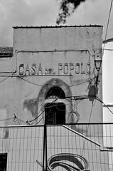 Casa del Popolo (GIORDANO STRAMARE) Tags: blackandwhite pentax bn nani biancoenero casadelpopolo ital monocrom k5iis beatifulitaly