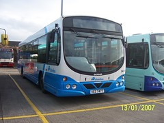 Ulsterbus Newtownabbey (Phill_129) Tags: ireland bus buses belfast northern kez 2477 wrightbus 7477 ulsterbus l94 scaniasolar