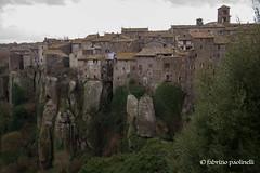 Vitorchiano (Fabrizio Paolinelli) Tags: roccia viterbo lazio borghi vitorchiano