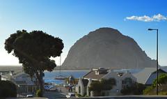 Morro Rock (Irish Feng Shui) Tags: california morrobay morrorock pacificcoasthighway