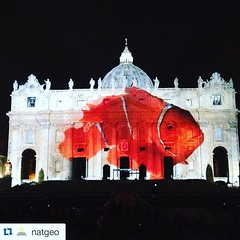 Repost @natgeo with @repostapp.  Photo... (chrizzycurls) Tags: italy rome hope peace nemo you clownfish gratitude repost witness natgeo fiatlux daviddoubilet joelsartore moreocean cop21 connect4climate uploaded:by=flickstagram repostapp natgeocreative photoark ourcommonhome parisagreement instagram:photo=1138787293004582377184884370 oceanpreservationsociety