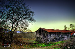 Once upon a time... (gatsishot) Tags: old house abandoned nature nikon ruins greece national edessa geographic 18105 orma d5100 gatsishot
