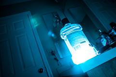 DSC_3355.jpg (tannersilva) Tags: blue color bathroom strobe listerine