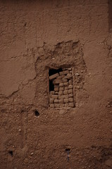 imgp5196 (Mr. Pi) Tags: window ruin morocco kasbah highatlas