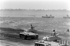 Iraqi M24 Chaffee tanks (Bro Pancerna) Tags: light iraqi tanks chaffee m24