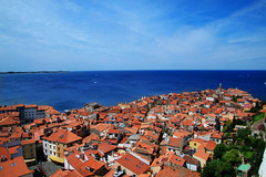 Pirano - Piran. (coloreda24) Tags: canon europe slovenia piran istria 2014 pirano