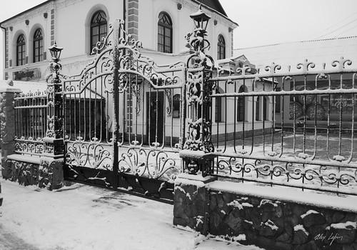 snowed gate