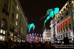 """Les Lumineoles"" - Lumiere London"