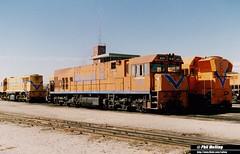4 April 1994 P2005 A1506  Forrestfield Loco Depot (RailWA) Tags: loco depot 1994 westrail forrestfield railwa p2005 philmelling a1506