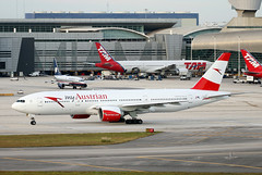 B777-2.OE-LPD-4 (Airliners) Tags: mia boeing 777 austrian boeing777 b777 austrianairlines 12916 oelpd b7772 myaustrian
