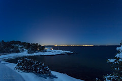 Stangerholmen (Normann Photography) Tags: blue winter seascape cold norway stars outdoor no oslofjorden stfold sgrdstrand larkollen slagentangen stangerholmen