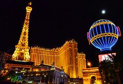 Paris Las Vegas (The Wild Roam Free) Tags: vegas paris lasvegas thestrip nightlife sincity