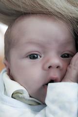 Luca <3 (JLWestlin) Tags: family boy portrait baby macro cute love beautiful proud photoshop photography luca little sweet adorable nephew tiny newborn aunty lightroom jld jlwestlin countryheartphotography