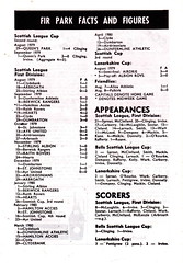 Motherwell vs Airdrieonians - 1979 - Page 18 (The Sky Strikers) Tags: park football scottish first lucky fir guide division league motherwell programme airdrie airdrieonians