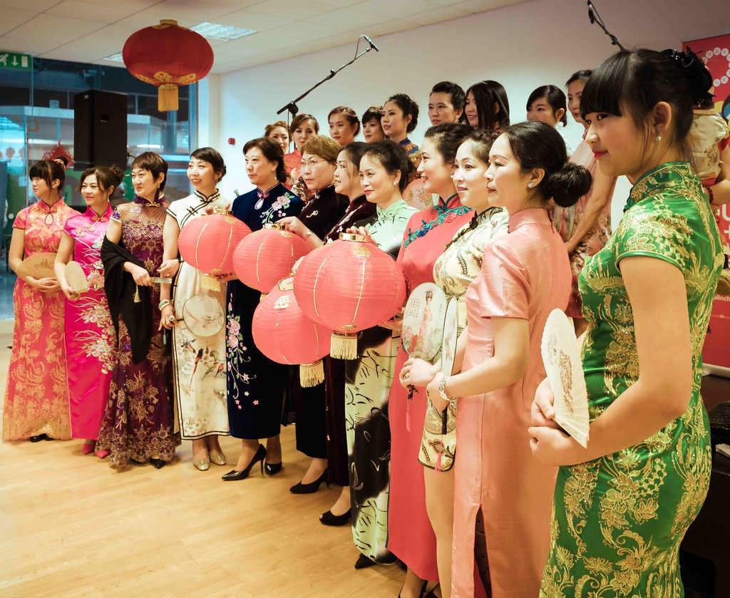 CHINESE COMMUNITY IN DUBLIN CELEBRATING THE LUNAR NEW YEAR 2016 [YEAR OF THE MONKEY]-111591