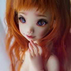 Carrots ~ Atelier Momoni Doll + (Lola  Atelier Momoni +) Tags: doll bjd carrots artistdoll ateliermomoni momoni