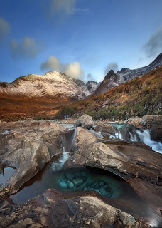 'Stone Washed Jeans' - The Fairy Pools, Isle of Skye