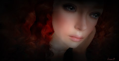 The Look (Eviana Robbiani) Tags: love look redhair